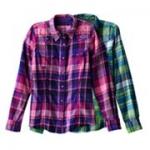 Рубашка - Рубашка MUDD на 7/8 лет. Хлопок
